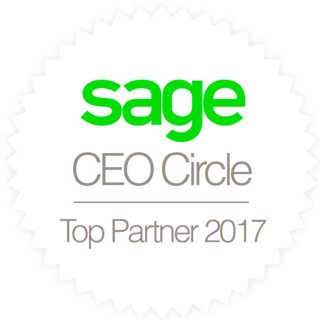 Sage CEO Circle - Top Partner 2017